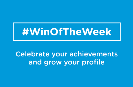 #WinOfTheweek