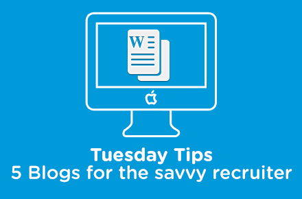 Blog for the savvy recruiter
