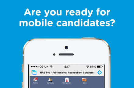 Are you ready for mobile candidates?